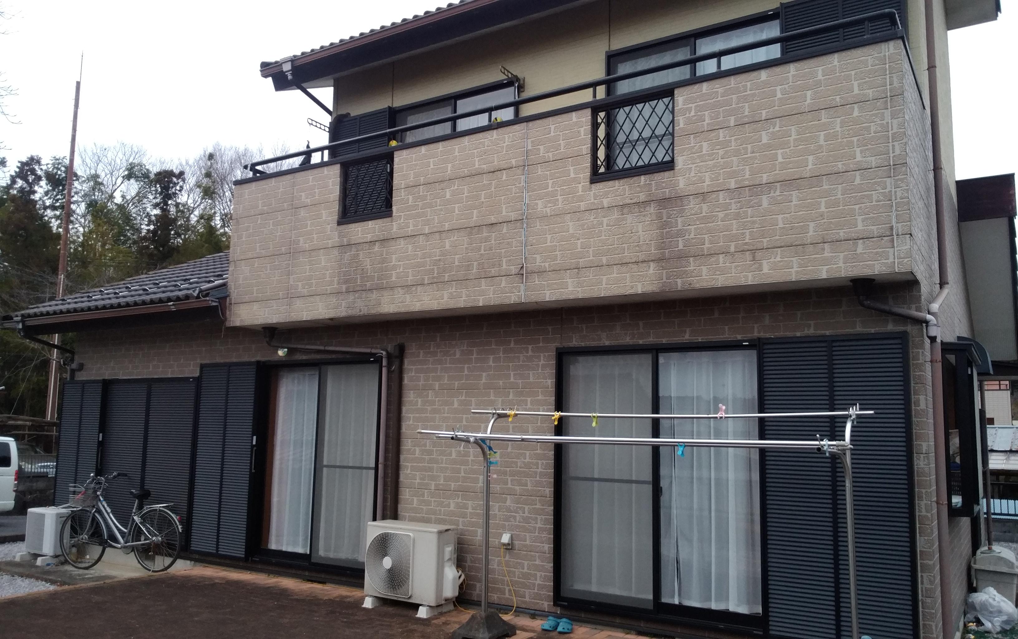 小川町 Y様邸 外壁・屋根塗装工事